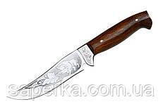 Нож охотничий, ручной работы  Хантер М