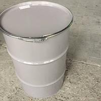Бочка металлическая 1А2 для пищевых продуктов со съёмной крышкой - 213 л