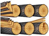 Распиловка древесины мягких и твёрдых пород. Борисполь