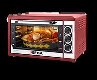 Печь электрическая духовка EFBA 5003 Красная