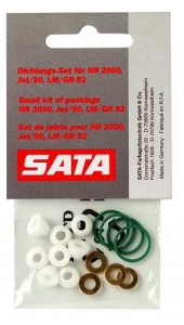 SATA Набір ущільнювачів для SATAjet 2000, jet 90, LM-92, GR-92