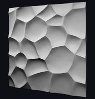 """Настенная гипсовая 3D панель """"Ракушка"""""""