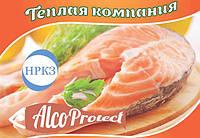 """Онлайн продажи алкопротекторных рыбных закусок  """"Теплая компания""""."""
