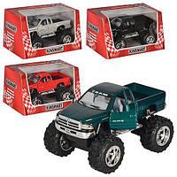 Машинка Dodge Ram, Kinsmart металлические коллекционные машинки