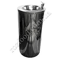 Питьевой фонтан цилиндрический
