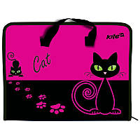 Портфель Kite Black Cat K17-202-1