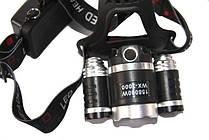 Налобный фонарь WIMPEX WX 3000 158000W,Налобный фонарь,Фонарь WX 3000!Акция, фото 2