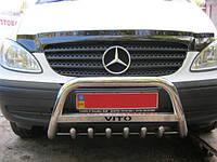 Кенгурятник Mercedes Vito W639