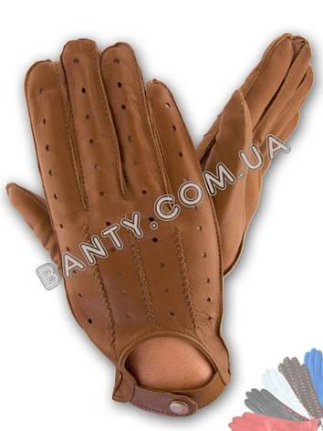 Перчатки мужские без подкладки модель 079, фото 2