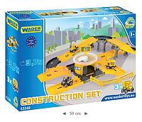 Игровой набор Стройка Wader Kid Cars (53340)