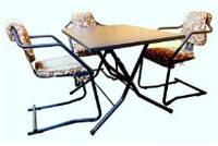 Столы, столики, стулья