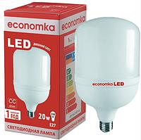 Светодиодная лампа Economka 20w E27 4200К