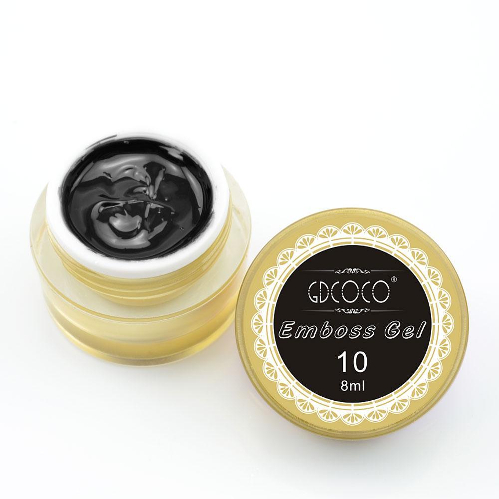 Гель-паста Canni 8мл. черная