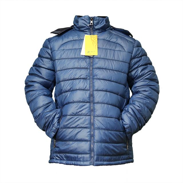 "Тёплая зимняя куртка высшего качества мужская тм. ""Boulevard""  ETM-69, фото 4"