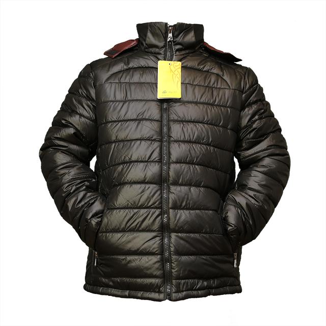 "Тёплая зимняя куртка высшего качества мужская тм. ""Boulevard""  ETM-69, фото 6"