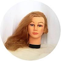 Учебная голова для причёсок