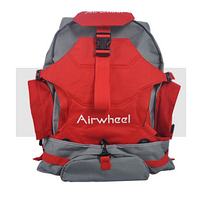 Рюкзак Airwheel красный (01.08.M-X3-836-R), водонепроницаемый рюкзак