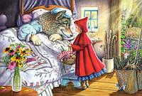 Пазлы Castorland Красная Шапочка, 40 элементов maxi