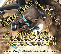 Натуральные волосы для наращивания 55 см