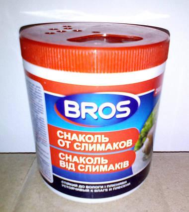 Средство от слизней BROS 200гр., фото 2