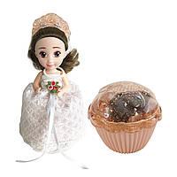 """Кукла Cupcake Surprise серии """"Невесты-капкейки""""Саманта с ароматом карамели(1105-2)"""