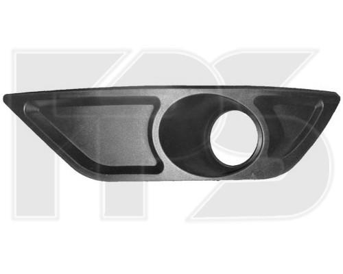 Решетка в бампер правая Daewoo Nexia N150 '08- (FPS)