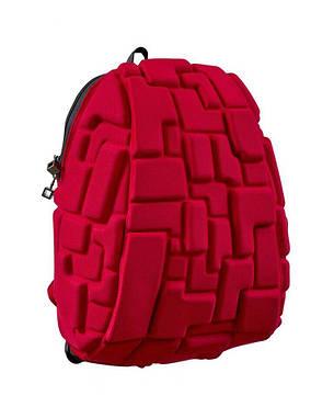 Рюкзак MadPax Blok Half цвет 4-Alarm Fire! (красный), фото 2
