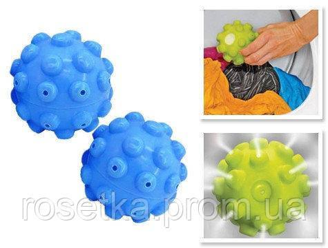 Кулька для прання Mister steamy, шарик для прання білизни без порошку