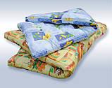 Одеяло силиконовое стеганое  детское 100*140, фото 2