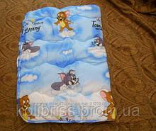Одеяло силиконовое стеганое  детское 100*140