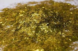 Блеск полоски золото