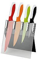 Набор ножей с подставкой Calve CL-3110, 4 предмета