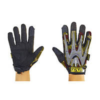 Перчатки тактические с закрытыми пальцами MECHANIX WEAR BC-4699-H