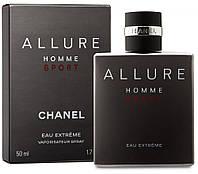 Туалетная вода Chanel Allure Homme Sport Eau Extreme Consentre (edt 100ml)