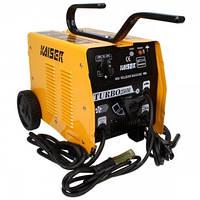 Трансформатор Kaiser TURBO-250M 220/380 V, 4.2 kW, рег. тока 65-250 А, электр. 2-5 мм, вес 25 кг BPS
