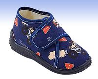 Обувь детская, тапочки в сад, р.18,19