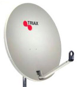 Антенна спутниковая TRIAX 1.1