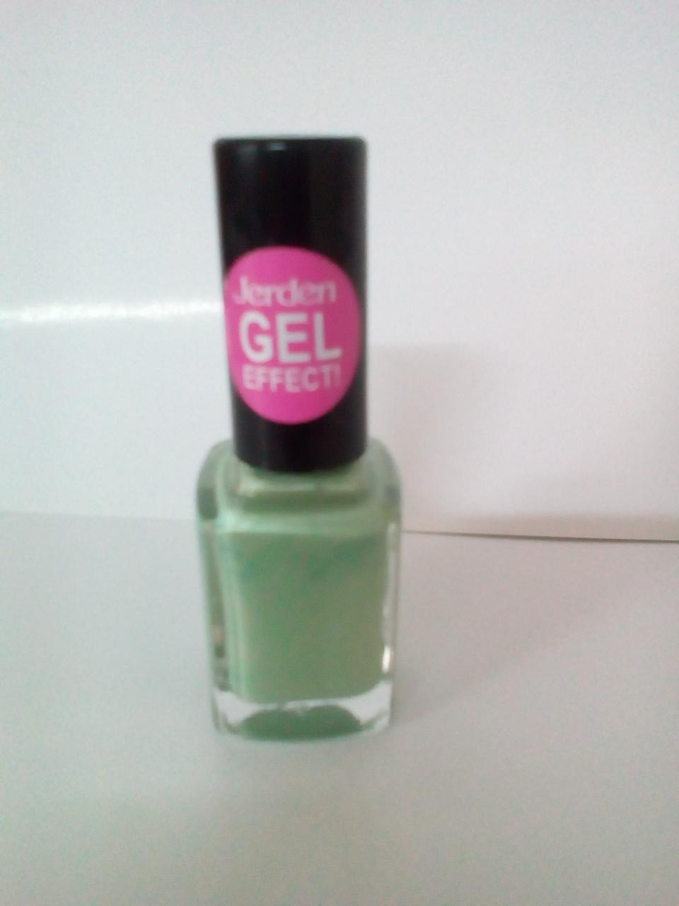 Лак для ногтей Jerden Gel Effect № 18 (summer fresh) (9мл)