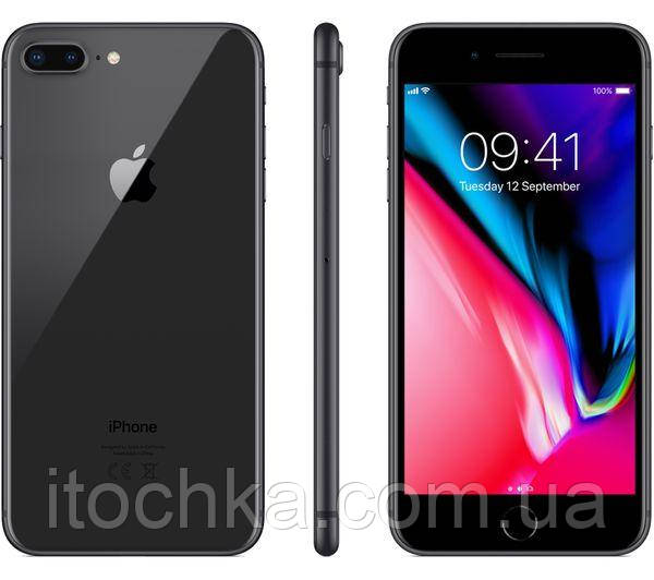 Apple Iphone 8 Plus 64Gb Spase Grey (MQ8L2)