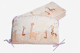Бампер на кроватку Twins Comfort