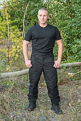 "Зимние штаны ""Варяг"" 100% х / б (палаточная ткань) + флисовая подкладка"