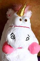 Игрушка детская единорог любимая лошадка девочки Агнес единорог 60 см