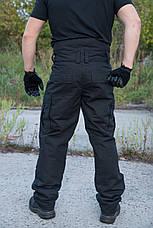 """Зимові штани """"Тренд М-65"""" 100% х / б (наметова тканина) + синтепон, фото 3"""