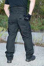 """Зимові штани """"Тренд М-65"""" 100% х / б (наметова тканина) + синтепон, фото 2"""