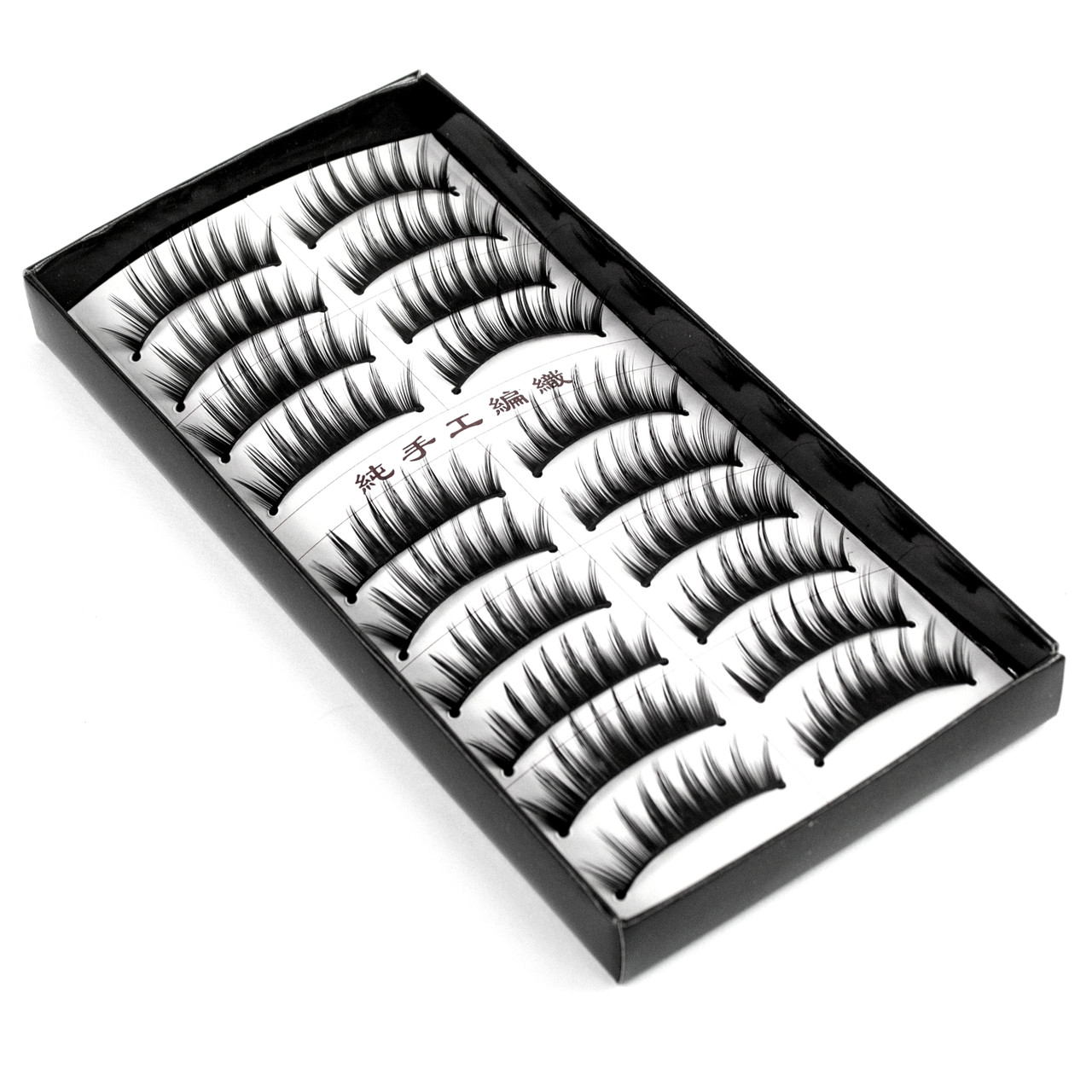 Накладные ресницы 10 пар Beauties Factory Good-to-go Eyelashes – BF-2