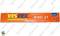 Электроды сварочные Vistec АНО-21 Ø 2 мм 1 кг