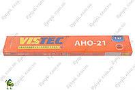 Электроды сварочные Vistec АНО-21 Ø 2,5 мм 1 кг