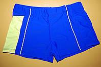 Плавки купальные детские Спорт код 00510 голубые Размеры 40-48