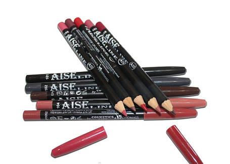 Карандаш для прорисовки эскиза губ (розовый) , фото 2