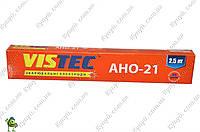 Электроды сварочные Vistec АНО-21 Ø 2 мм 2,5 кг